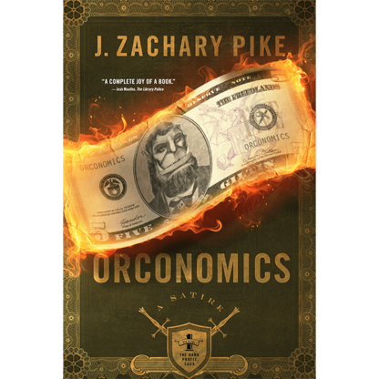 Orconomics SIgned Copy