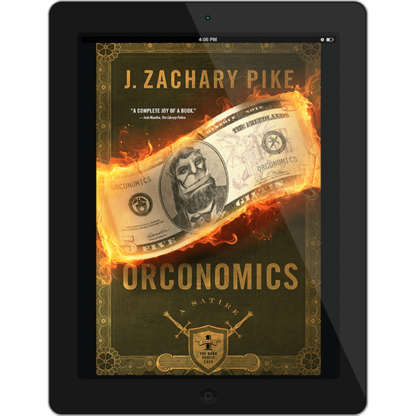 Orconomics: A Satire on a mobile device