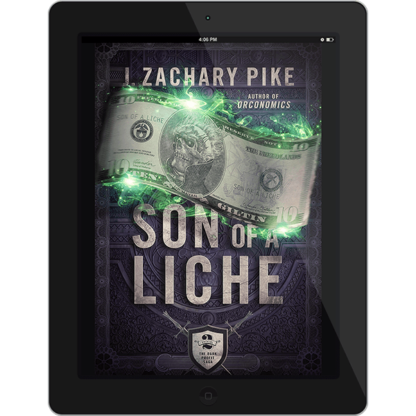 Son of a Liche - Ebook